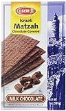 Osem Israeli Matzah Milk Chocolate Kosher For Passover 7 Oz. Pk Of 3.