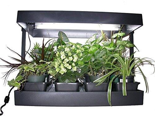 Growlight Complete Indoor Garden, Self Watering, Black by SunBlaster