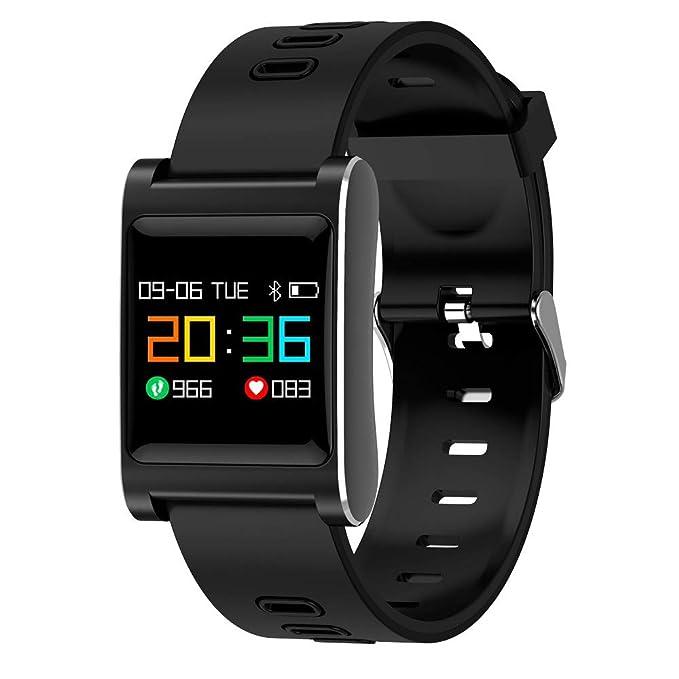 Amazon.com: Bluetooth Smart Watch-Star_wuvi Smart Sports ...