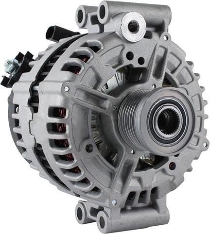 2008 bmw 535i alternator - 7