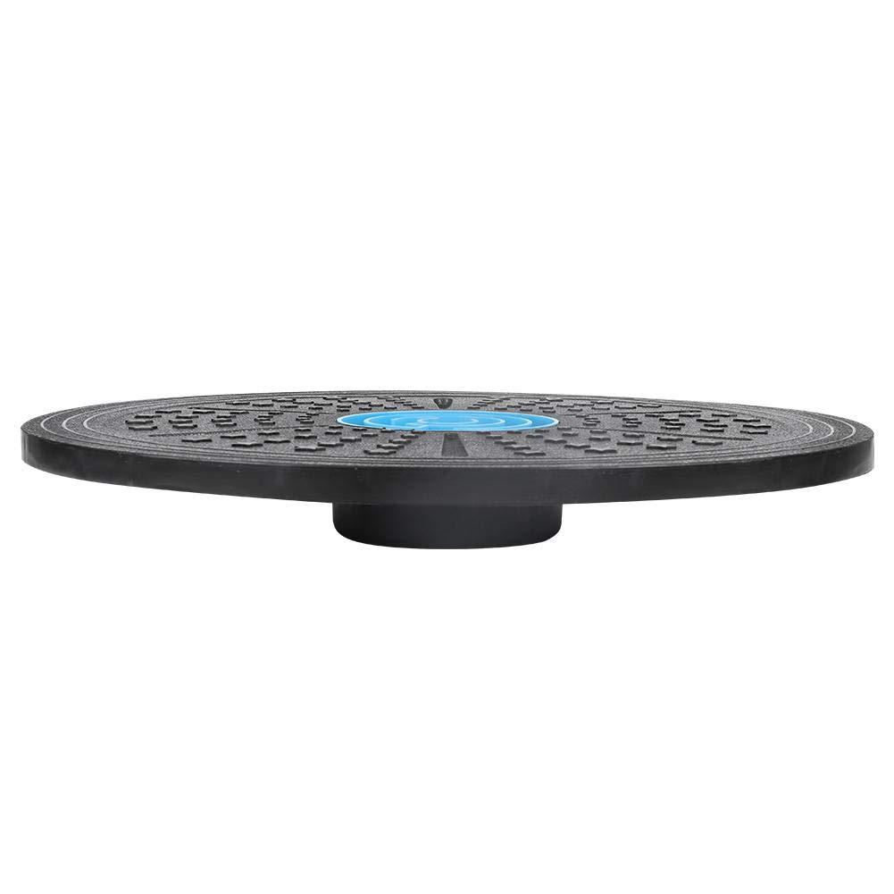 Tihebeyan 360 /° Rotation Balance Board Training Fitness /Übungsstabilit/ätsscheibe f/ür Yoga Core Trainer Physiotherapie 36cm Durchmesser