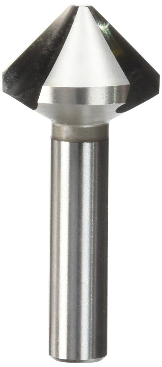 KS Tools 336.0075  HSS Cone and deburrer, 90° ,31mm 90°
