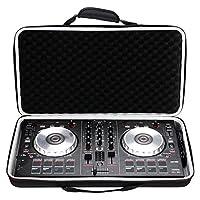 Estuche LTGEM para Pioneer DJ DDJ-SB3 /DDJ-SB2 Controlador portátil de 2 canales o DDJ-SB Performance DJ Controller-Negro