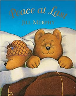Image result for peace at last story book