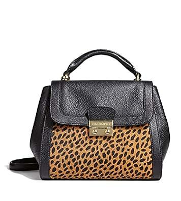 Vera Bradley Stella Mini Satchel Cheetah Handbags Amazon Com