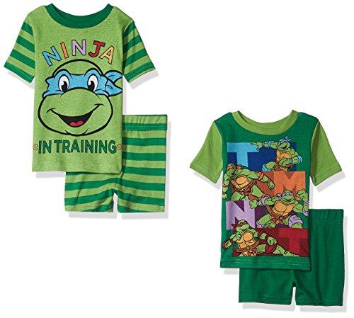 Nickelodeon Toddler Teenage Turtles 4 Piece product image