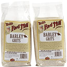 Bob\'s Red Mill Barley Grits Cereal - 24 oz