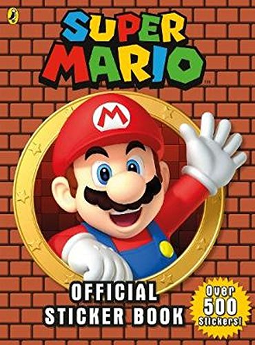 super-mario-official-sticker-book