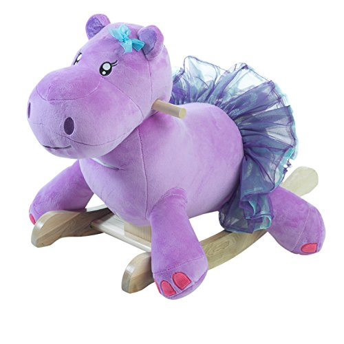 Rockabye Gracie The Hippo Ride On