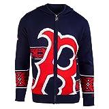 MLB Baseball 2015 Big Logo Full Zip Hooded Sweater - Pick Team