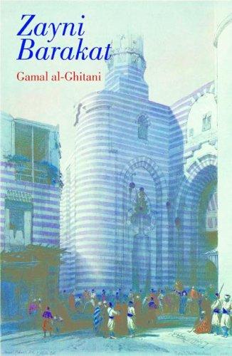Book cover for Zayni Barakat