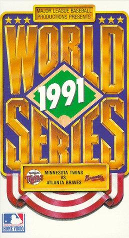 1991 World Series: Minnesota Twins vs. Atlanta Braves - Braves Atlanta Video
