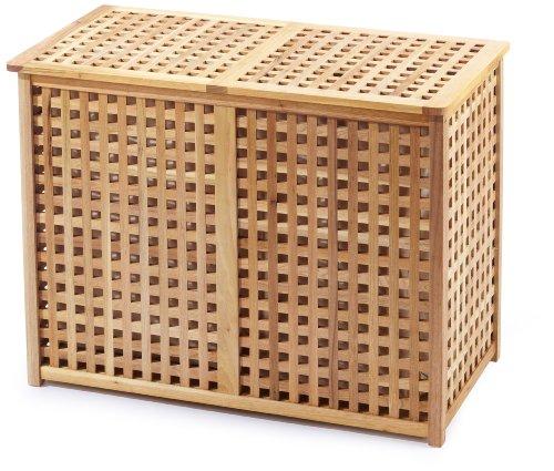 Wenko 8262500 Waschetruhe 2 Er Nordic Fsc Amazon De Kuche Haushalt
