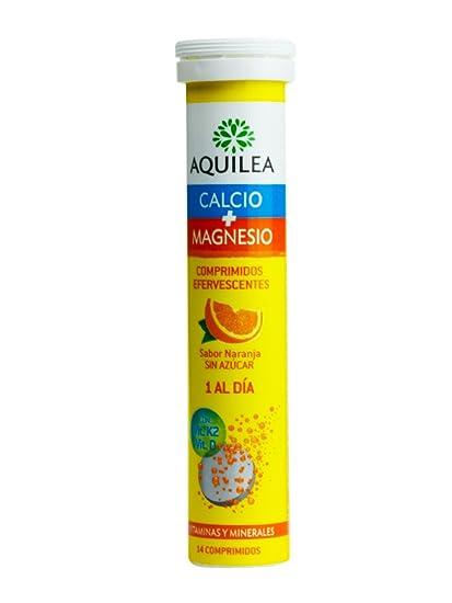 Aquilea Calcio + Magnesio 14 Comprimidos Efervescentes