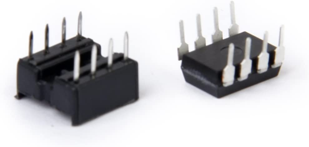 5pairs 6N137 DIP8 HighSpeed Optoisolator Photocoupler Optocoupler W//Chip Socket