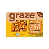 Graze BBQ Crunch 31g - Pack of 4
