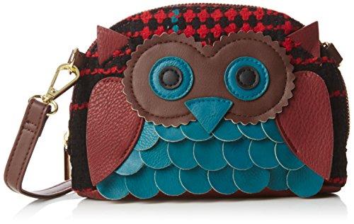 Joe Browns Womens Quirky Owl Satchel A-Multi
