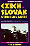 Czech and Slovak Republics Guide, Ted Brewer, 188332338X