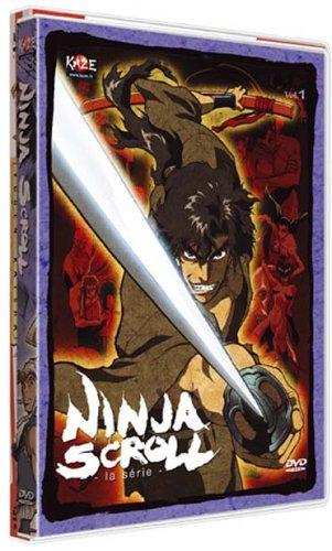 Amazon.com: Ninja Scroll Vol. 1: Movies & TV