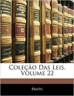 Coleção Das Leis, Volume 22