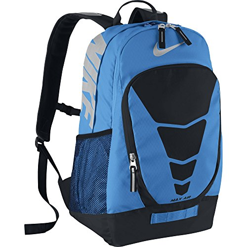 Nike Nike Max Air Vapor Backpack Photo Blue/Black/Metallic Silver Size OS price tips cheap