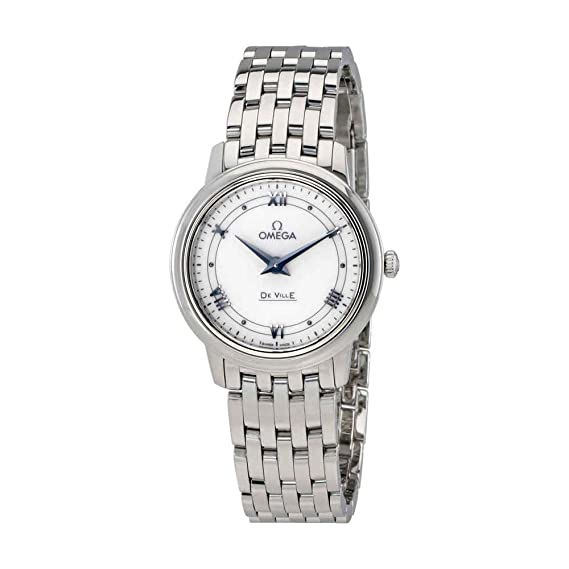 Omega de Ville reloj De pulsera para mujer 424.10.27.60.04.001