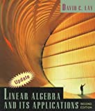 Linear Algebra and Its Applications, Updated