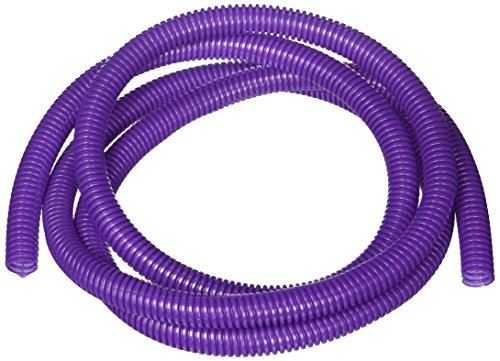 Taylor Cable 38840 Purple Convoluted Tubing