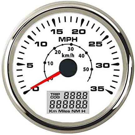 Auto GPS Boat Speedometer [Eling] Picture