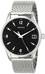 Movado Men's 0606802 Movado Circa Stainless Steel Watch
