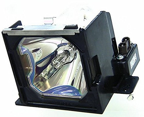 Sanyo PLV-80L Multimedia Video Projector Assembly with Original Bulb Inside