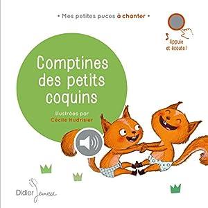 """Afficher """"Comptines des petits coquins"""""""