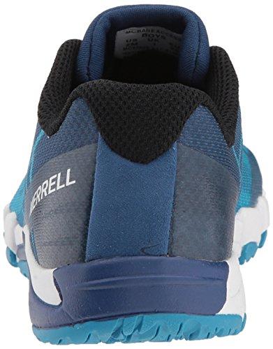 Merrell Bare Access Niños, Unisex Azul