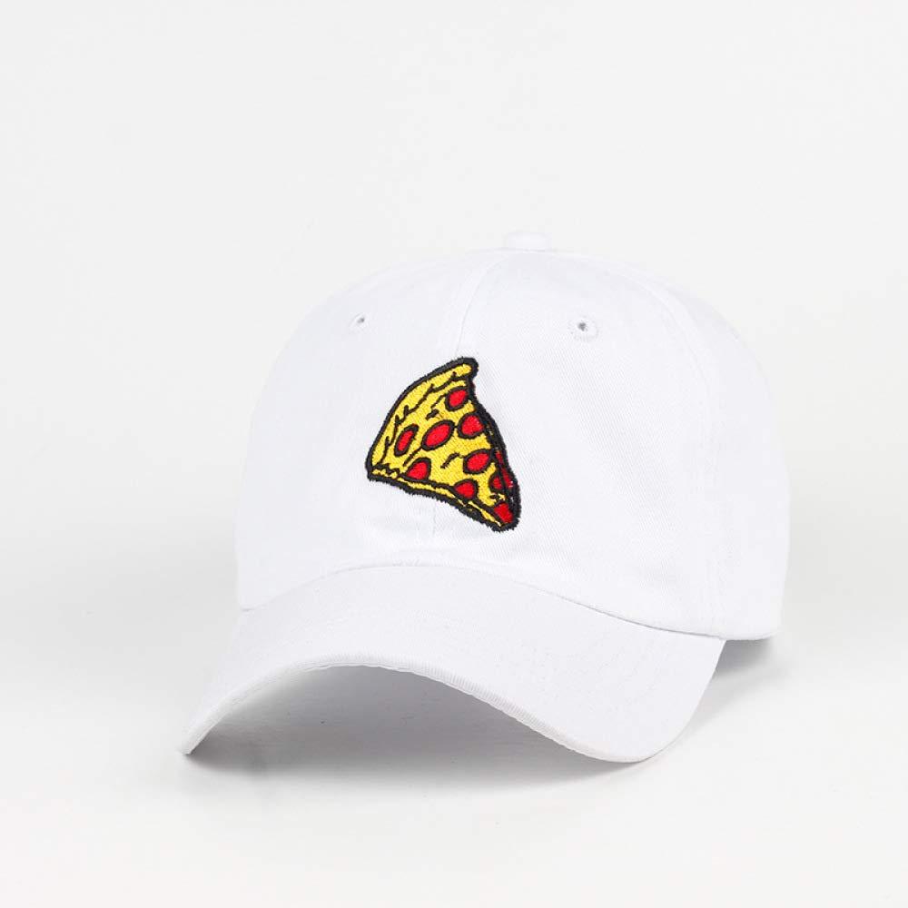 zhuzhuwen Versión Coreana de Pizza Bordado Gorra de béisbol ...