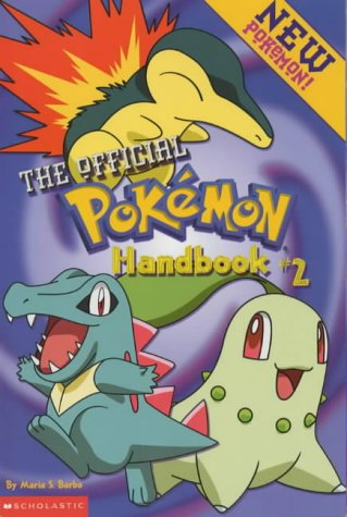 Pokemon official handbook pdf