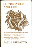 img - for Of Predation and Life book / textbook / text book
