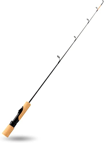 Aventik Z Spinning Rod Rough Fish Series Travel Rod High Module Carbon, IM8 4 Pieces Spinning Rod Medium Heavy MH Line Weight, Fast Action Light Weight Compact with Cordura Rod Tube