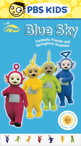 Amazon teletubbies blue sky vhs movies tv sciox Gallery