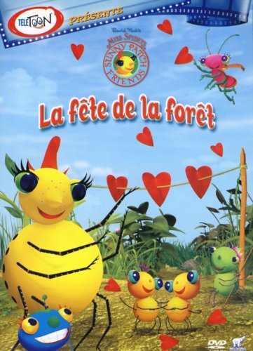 Miss Spider's Sunny Patch Friends - La Fete de la Foret (French Version with English Version Included)