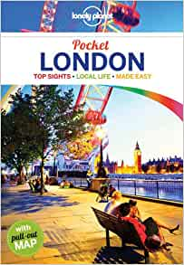 Lonely Planet London Travel Guide Audio
