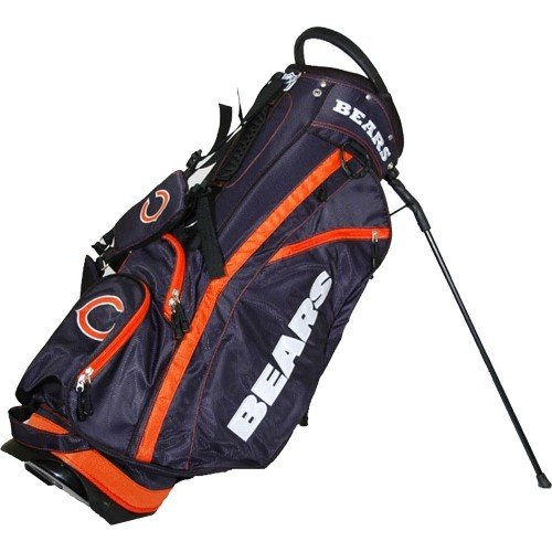 NFL Fairway Stand Bag NFL Team: Chicago Bears by Team Golf