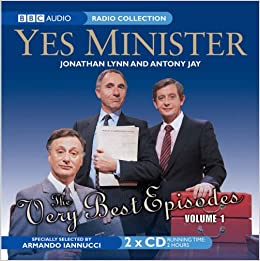 Yes Minister The Very Best Episodes Volume 1 V 1 Amazon