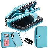 iPhone X Case, Urvoix Premium Leather Zipper Wallet - Best Reviews Guide