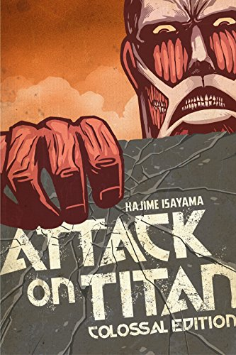 Attack on Titan: Colossal Edition, Volume 1