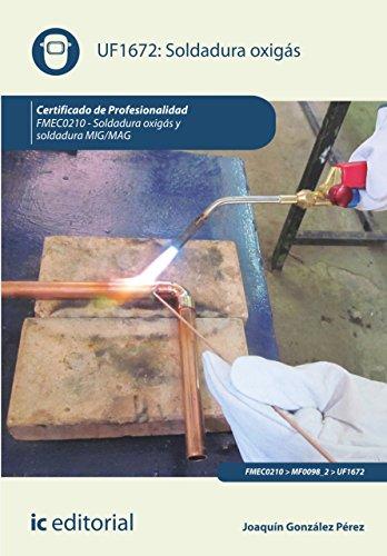 Amazon.com: Soldadura oxigás. FMEC0210 (Spanish Edition) eBook ...