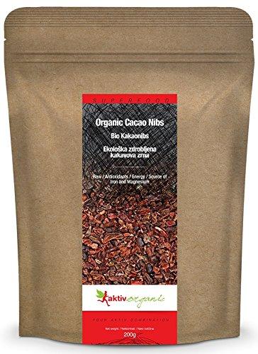Aktiv Organic Criollo Kakaonibs, 200g - BIO