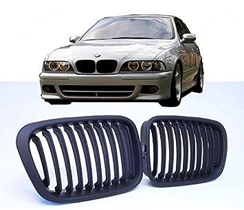 """Negro parrilla delantera """"Riñón para BMW E39 ..."""