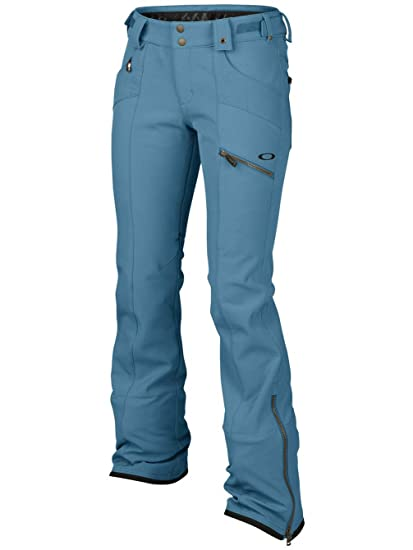 a303cd13d43 Amazon.com : Oakley Haver Softshell Pant - Women's Legion Blue, L :  Snowboarding Pants : Sports & Outdoors