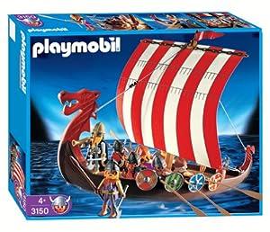 Viking Longboat: Amazon.co.uk: Toys & Games