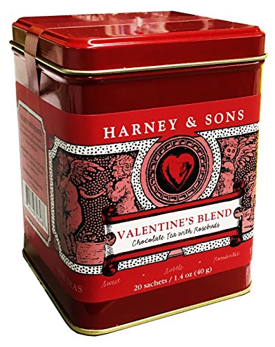 Harney And Sons Ht Valentines Blend 20 Sachets